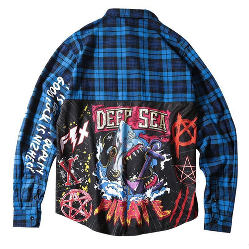 Deep Sea Savage Shirt - COCA
