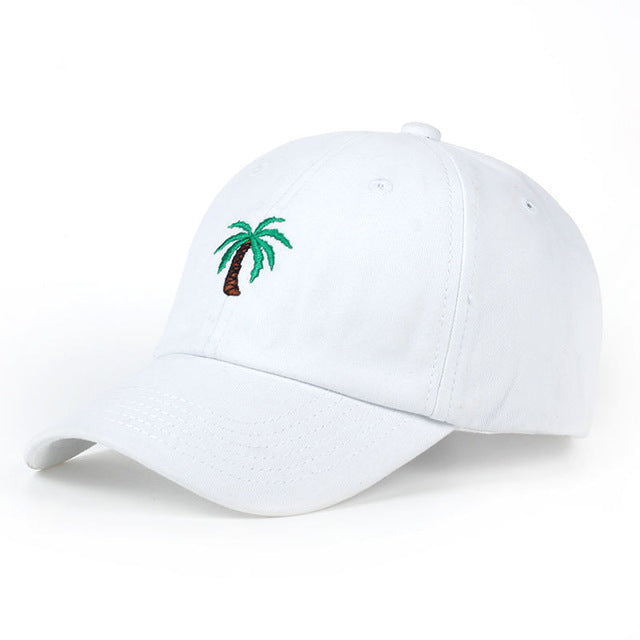 COCONUT TREE Dad Hat - COCA