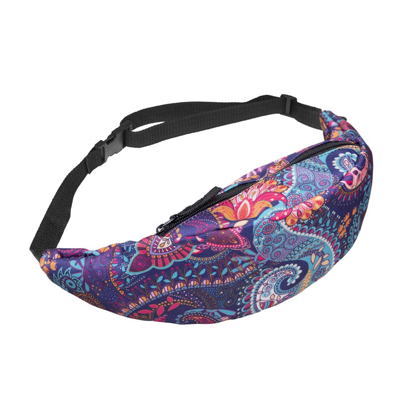 Psychedelic Fanny Pack