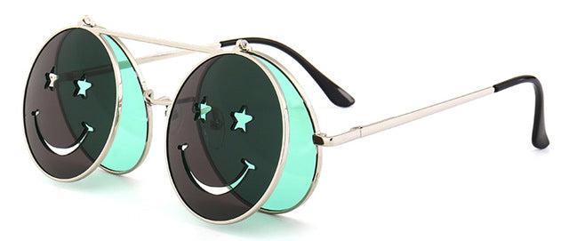 FLIP-UP Sunglasses - COCA