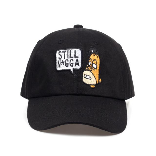 STILL N*GGA Dad HAt - COCA