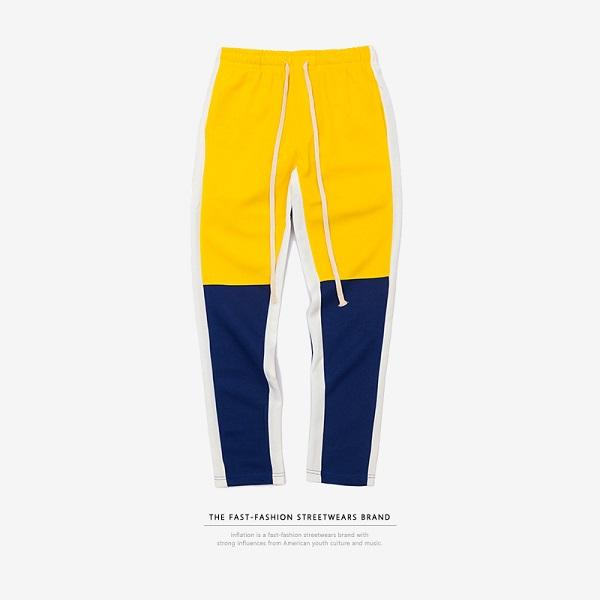 SPLICED Sweatpants - COCA