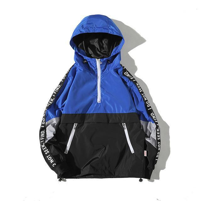 URBAN VILLAIN Windbreaker