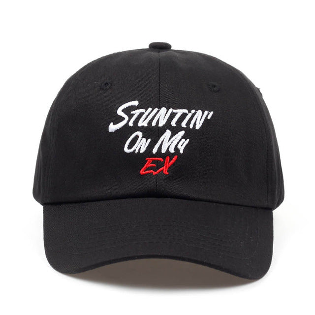 STUNTIN Dad Hat