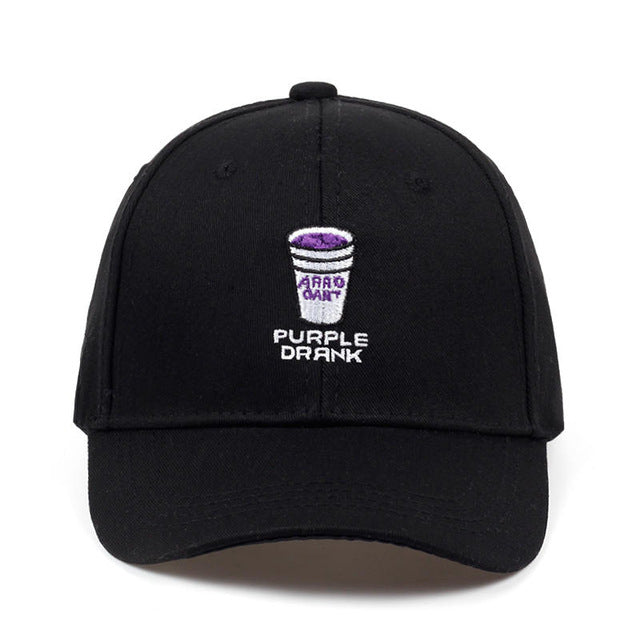 PURPLE DRANK Dad Hat - COCA