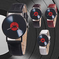 Vinyl Record Watch - COCA