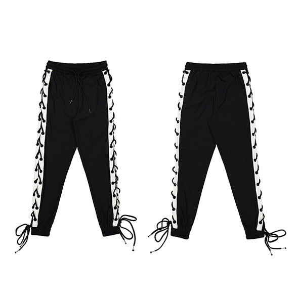 LACE-UP Joggers