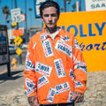 CALI VAMTAC Windbreaker Jacket - COCA