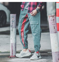 FASHION ITSELF Side Striped Sweatpants - COCA