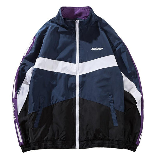 1LYNED Retro Windbreaker - COCA