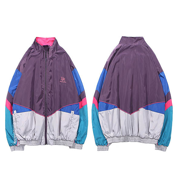 DINISTEGRATION  Windbreaker - COCA
