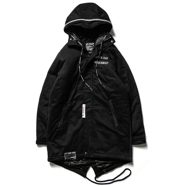 LOCKnLOAD Winter Windbreaker