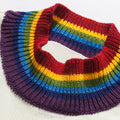 Bearox Knit Rainbow Sweater - COCA