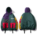 CHUANG ColorBlock Multipocket Windbreaker - COCA