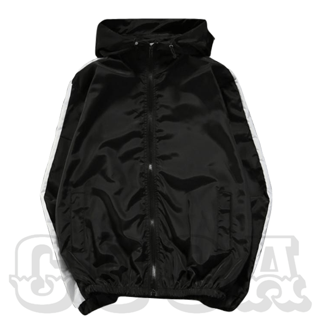 Casual Hooded Windbreaker - COCA