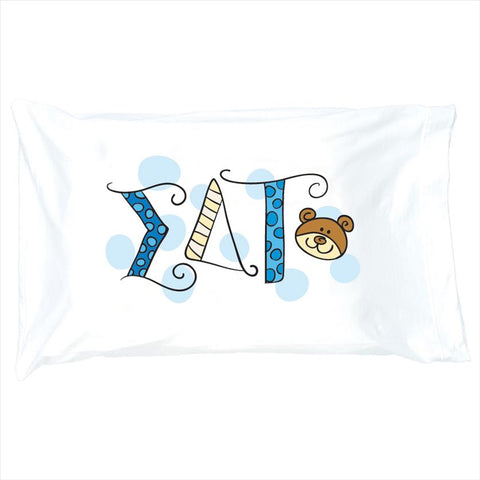 Pillowcase Sigma Delta Tau - Alexandra and Company