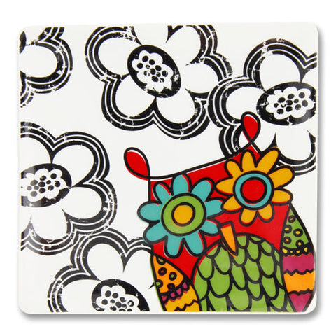 Trinket Tray Owl - Alexandra and Company