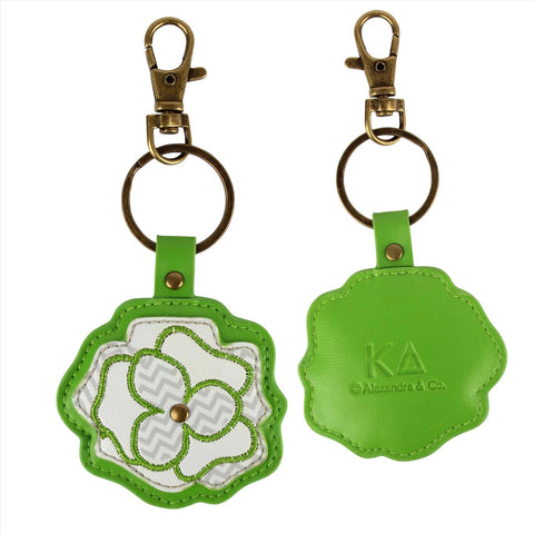 Mascot Key Chain Kappa Delta - Alexandra and Company