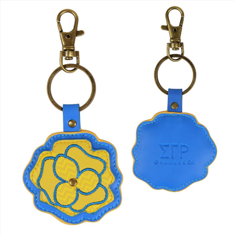 Mascot Key Chain Sigma Gamma Rho - Alexandra and Company