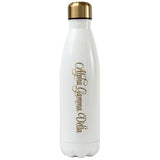 Ss Water Bottle Alpha Gamma Delta - Alexandra and Company