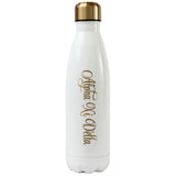 Ss Water Bottle Alpha Xi Delta - Alexandra and Company
