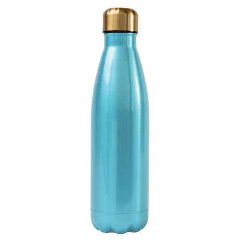 Ss Water Bottle  Blue - Alexandra and Company