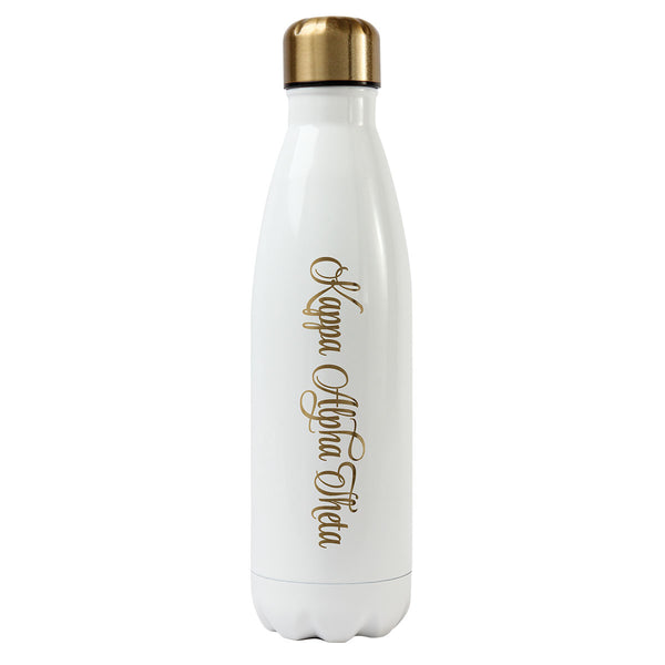 Ss Water Bottle Kappa Alpha Theta - Alexandra and Company
