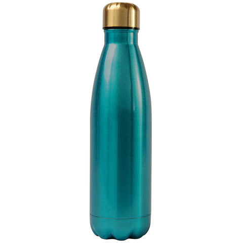 Ss Water Bottle Turquoise - Alexandra and Company