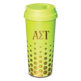 Coffee Tumbler Alpha Sigma Tau - Alexandra and Company