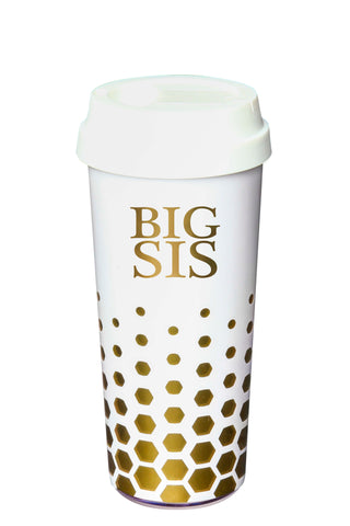 Coffee Tumbler Big Sis - Alexandra and Company