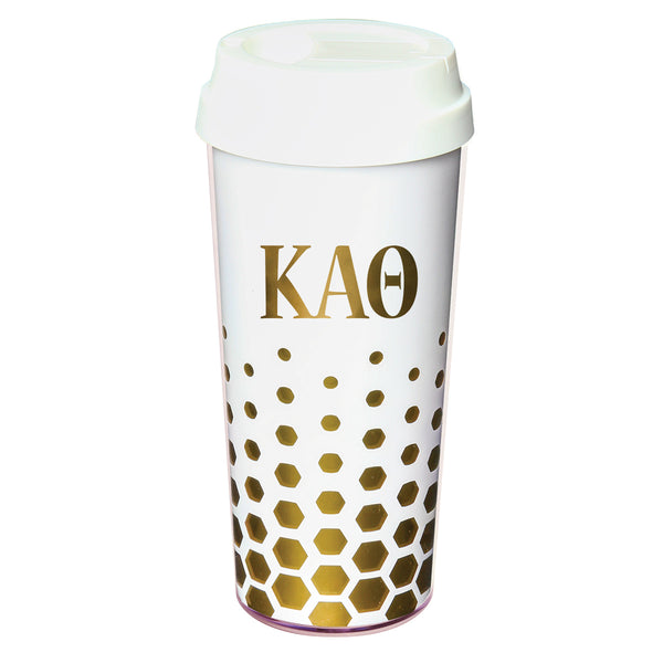 Coffee Tumbler  Kappa Alpha Theta - Alexandra and Company