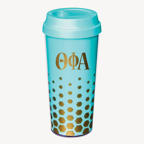 Coffee Tumbler  Theta Phi Alpha - Alexandra and Company