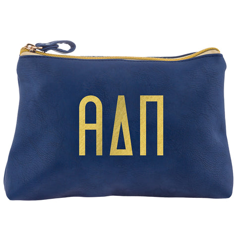 Cosmetic Bag  Alpha Delta Pi - Alexandra and Company