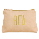 Cosmetic Bag  Alpha Gamma Delta - Alexandra and Company