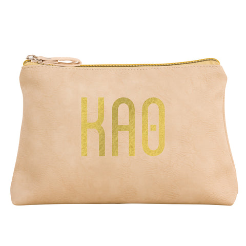 Cosmetic Bag  Kappa Alpha Theta - Alexandra and Company