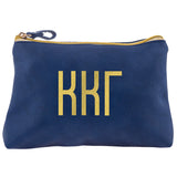 Cosmetic Bag  Kappa Kappa Gamma - Alexandra and Company