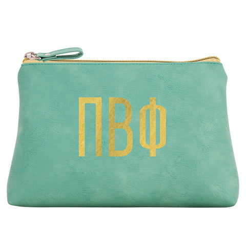 Cosmetic Bag  Pi Beta Phi - Alexandra and Company
