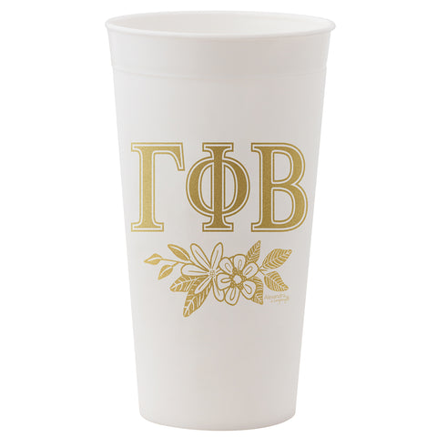 Tumbler  Gamma Phi Beta - Alexandra and Company
