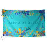 Sublimated Flag  Alpha Xi Delta - Alexandra and Company