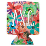 Flower Can Cooler  Alpha Chi Omega (F18)