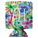 Flower Can Cooler  Alpha Sigma Tau (F18)