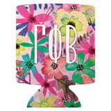 Flower Can Cooler  Gamma Phi Beta (F18)