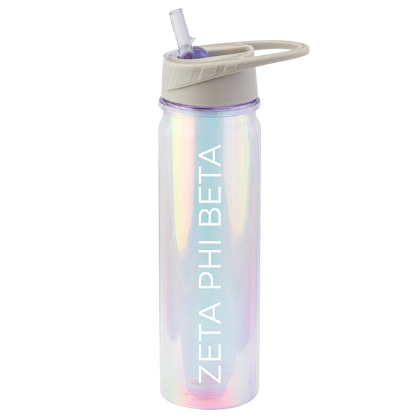 Iridescent Bottle  Zeta Phi Beta (F18)