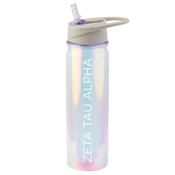 Iridescent Bottle  Zeta Tau Alpha (F18)