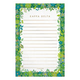 Floral Notepads  Kappa Delta