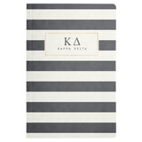 NOTEBOOK STRIPED KAPPA DELTA (F19)