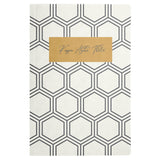 NOTEBOOK HONEYCOMB KAPPA ALPHA THETA (F19)