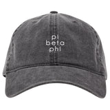 DARK GRAY CAP PI BETA PHI (F19)