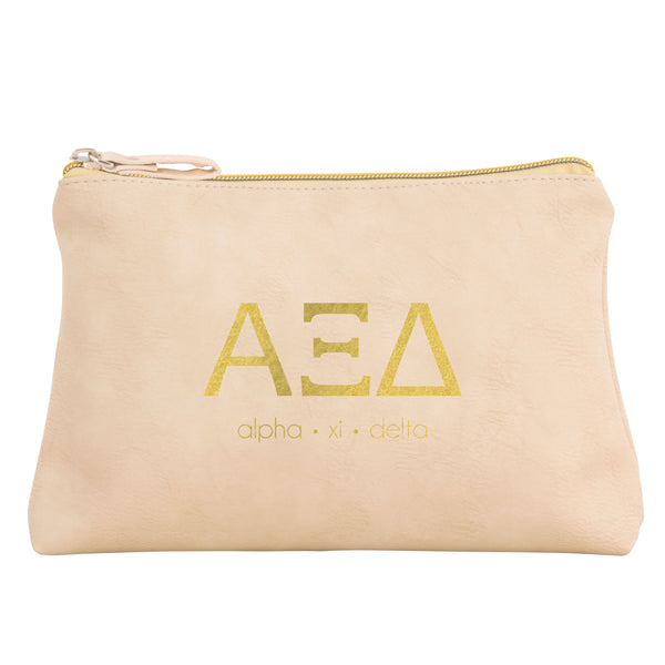 COSMETIC BAG ALPHA XI DELTA (F19)