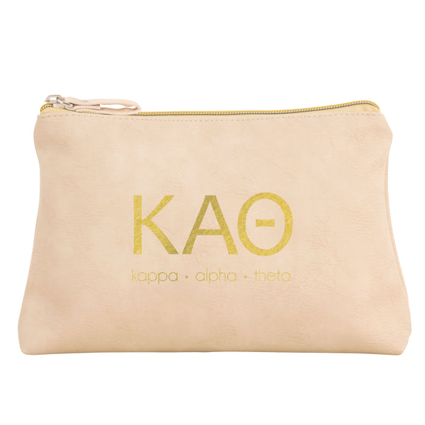 COSMETIC BAG KAPPA ALPHA THETA (F19)